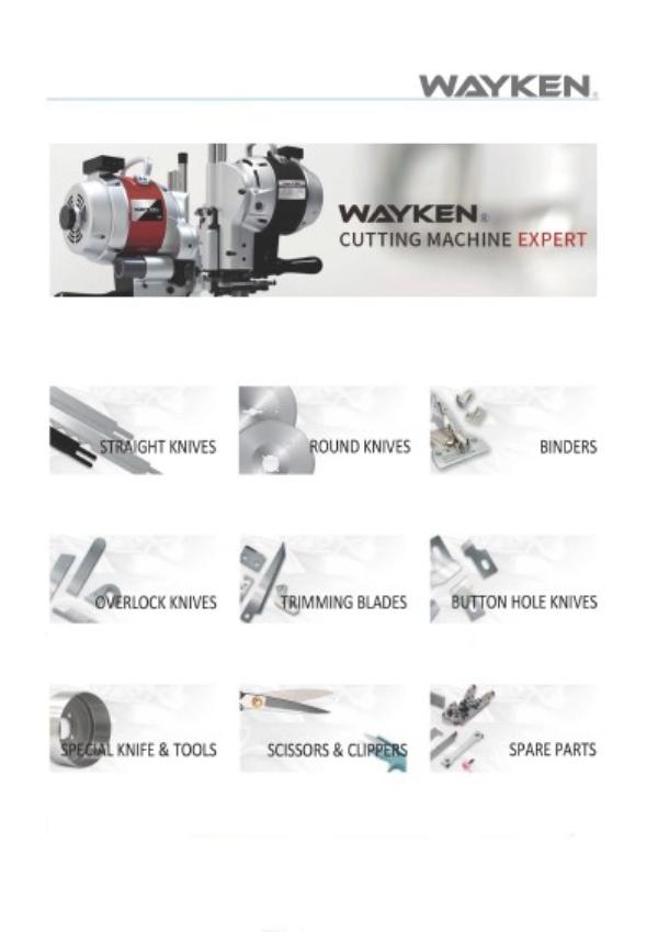 Wayken Series